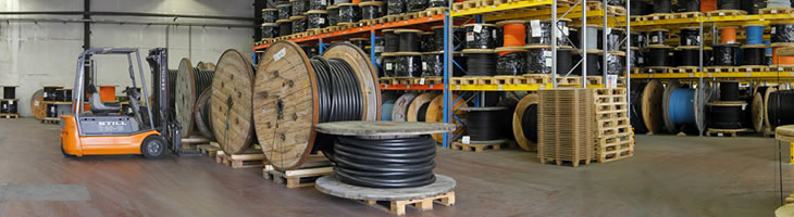Marine cables, industrycables, opticalcables - Helkama wholesale - Friesland Kabel GmbH